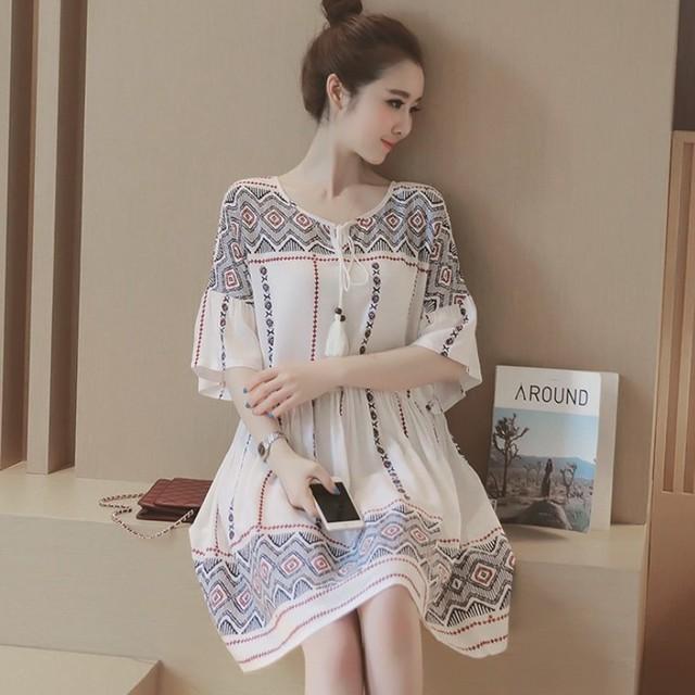 Summer Dresses for Pregnant Women