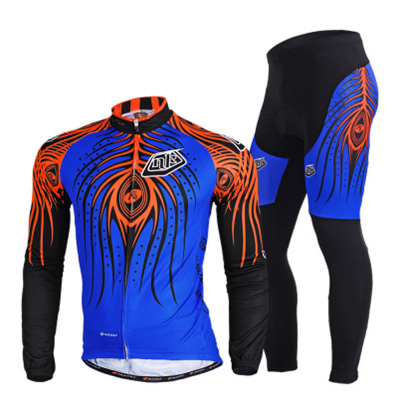 Clothing Windproof Quick Dry Breathable Cycling long sleeve suit Bicycle Jerseys for mtb/road bike new 17 black red spider mens breathable bike clothing polyester autumn long sleeve cycling jerseys size 2xs to 6xl