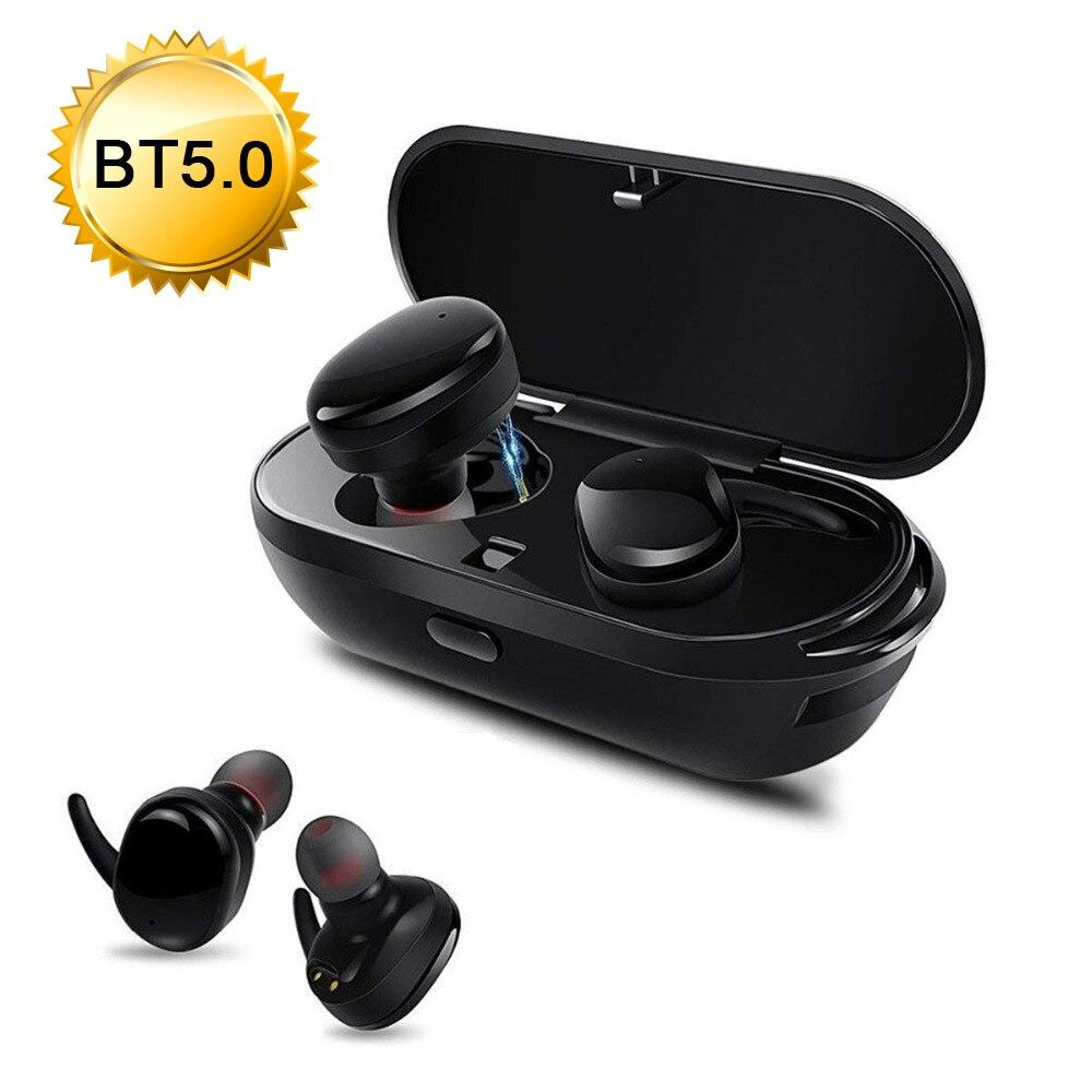 Sagu s9100 IPX5 Esportes Fones De Ouvido sem fio bluetooth fone de ouvido fone de ouvido com Microfone à prova d' água para iphone8/xiaomi telefones android