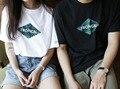 Camisas Femininas 2017 New Summer T Shirt Women O-neck Ulzzang Harajuku Print Short Sleeve T-shirt Casual Loose Tops Tees