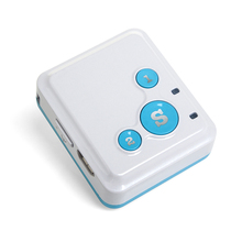 Mini GPS Tracker Emergency Locator SOS Remote Monitor V16 for Personal