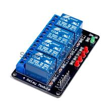 4Channel Lamp Relay  5V Relay  Module Relay Output 4Way Relay Module for Arduino In Stock Free Shipping