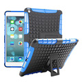 For iPad 2/3/4 for iPad 5 case for iPad Mini 1 2 3 Shock Proof Armor Heavy Duty Impact Case Stand Cover