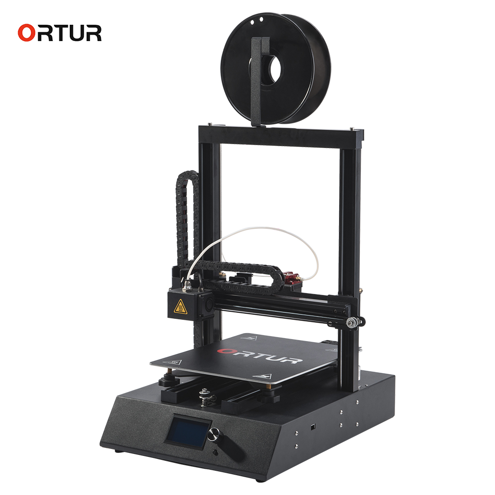 Ortur4 9 Point Bed Auto Leveling Filament 3d Printer 5 Seconds to Assembly Impresora 3d All