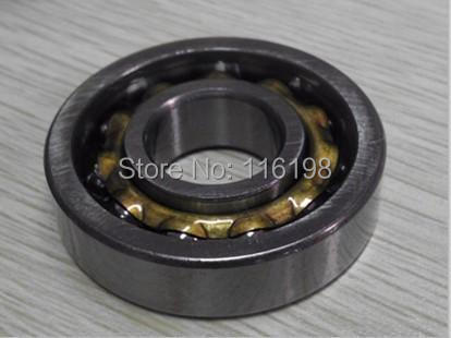 N3048 magneto angular contact ball bearing 15x27x8mm separate permanent magnet motor ABEC3 high precision quality l25 magneto angular contact ball bearing 25 52 15mm separate permanent magnet motor