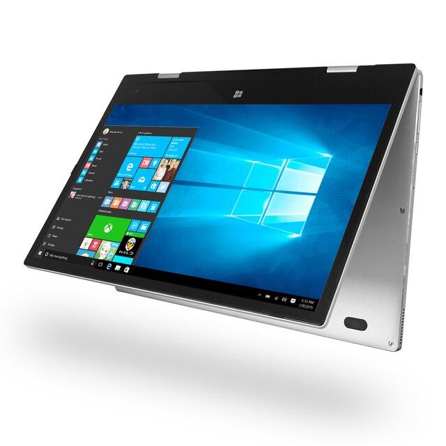 11.6 inch IPS Multi Touch Display laptop Apollo Lake N3350 notebook Jumper EZbook X1 ultrabook 4GB DDR4 64GB eMMC128GB SSD Metal 1
