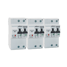 3PCS The second generation 2P WiFi Smart Circuit Breaker with Energy monitoring compatible Alexa and Google for home