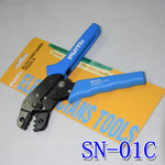 Ratchet Crimping Pliers SN 01C Terminals Cold Terminal Crimping Pliers Insulated Terminals Ratchet Crimping Tools 0