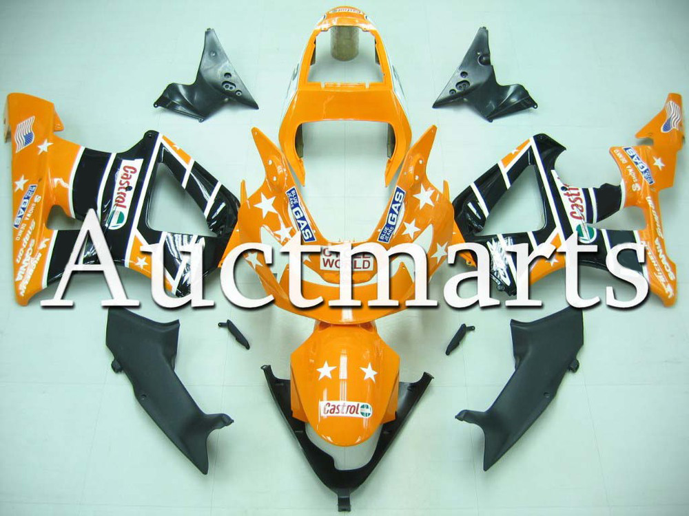 For Honda CBR 929 RR 2000 2001 CBR900RR ABS Plastic motorcycle Fairing Kit Bodywork CBR 929RR 00 01 CBR 900 RR CB16