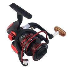 YUMOSHI Metal Spinning Fishing Reel Left/Right Fishing tackle Pesca Carrete Spinnning Reel Feeder Carp Fishing Reel JX 1000-7000 yumoshi sg5000a fishing spinning reel silver size m
