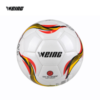WEING 5# Pasted football PU material official size 5 team game ball outdoor sports football