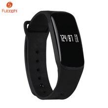 Новый M8 Bluetooth 4.0 Smart Браслет Смарт монитор сердечного ритма браслет Спорт фитнес трекер часы для iOS и Android