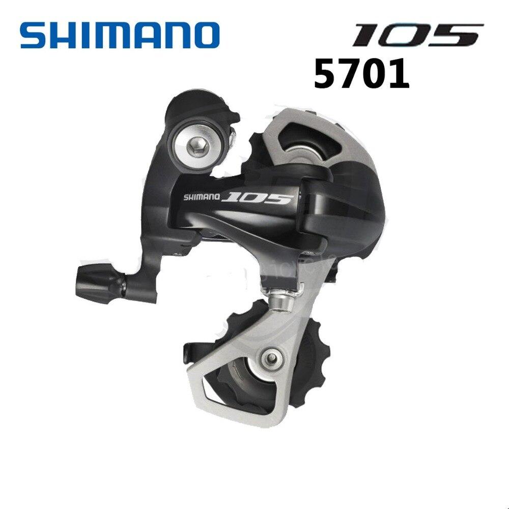 Shimano 105 5700 RD-5701 SS Court Cage Noir Arrière Dérailleur
