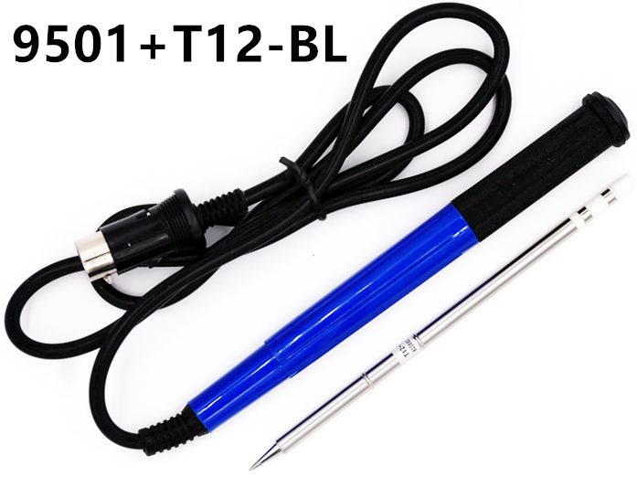 Solder Iron Tips T12-BL With 9501 8801 2028 Soldering Handle For Hakko Soldering Rework Station FX-951 FX-952 Free Shipping