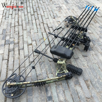 Archery Equipment Outdoor Hunting Compound Bow Sports Entertainment Competition Fitness Bow