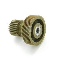 2 peças Fuser Drive Gear FC6 3494 000 Para Canon 8105 8095 8085 8205 8295 82856055 6065 6075 6255 6065 6075  peças da copiadora|copier parts|drive gear|canon fuser -