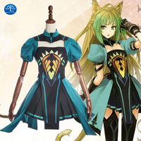 FGO Fate Grand Order Fate Apocrypha Atalanta Cosplay Costume Halloween Uniform Outfit Anime Cosplay Costumes For Women Customize