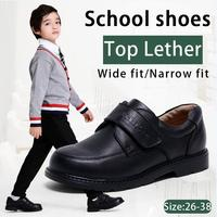 Kalupao Children Shoes Boys School Uniforms Shoe Casual Boys Dress Shoes Oxfords Wide Fit Narrow F