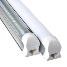1pc/lot LED Bulbs Tubes 2ft Integrated Tube Light T8 600mm 10W Led Tubes AC85-265V G13 48pcs SMD2835 Lighting Tubes 1000lm