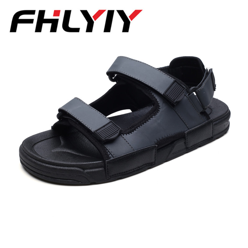 Summer Men Beach Sandals Camouflage Male Shoes Courses Modes Gladiator For Men Hook & Loop Upstream Male Sandal Zapatos Hombre