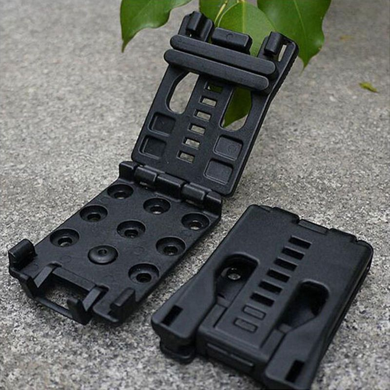 EDC Gear Multifunction K Sheath Kydex Holster Belt Clip In Life Lock Utility Portable Outdoor Camping Tool