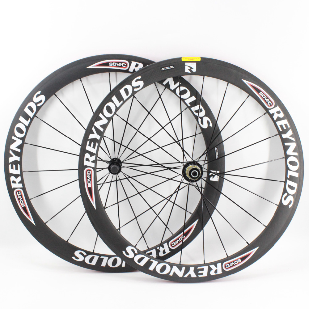 1pair Newest white 700C 50mm tubular rims Road bicycle 3K/UD/12K full carbon fibre bike wheelsets lightest aero spokes Free ship aero 1000 white