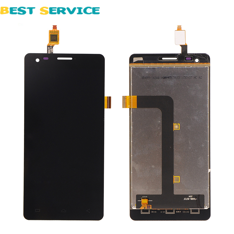 5.0 LCD Display For Elephone P3000C LCD Screen Digitizer Touch Screen Assembly Free Shipping