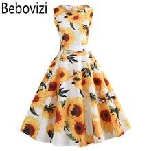 e9d84531ba17 Summer Dress with Sunflower - Compra lotes baratos de Summer Dress ...