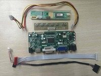 Latumab חדש LCD LED LVDS בקר לוח נהג ערכת עבור N133I1-L01 HDMI + DVI + VGA משלוח חינם