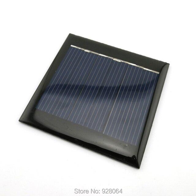 3v100ma solarzellen solar wiederaufladbare panels photovoltaik ...