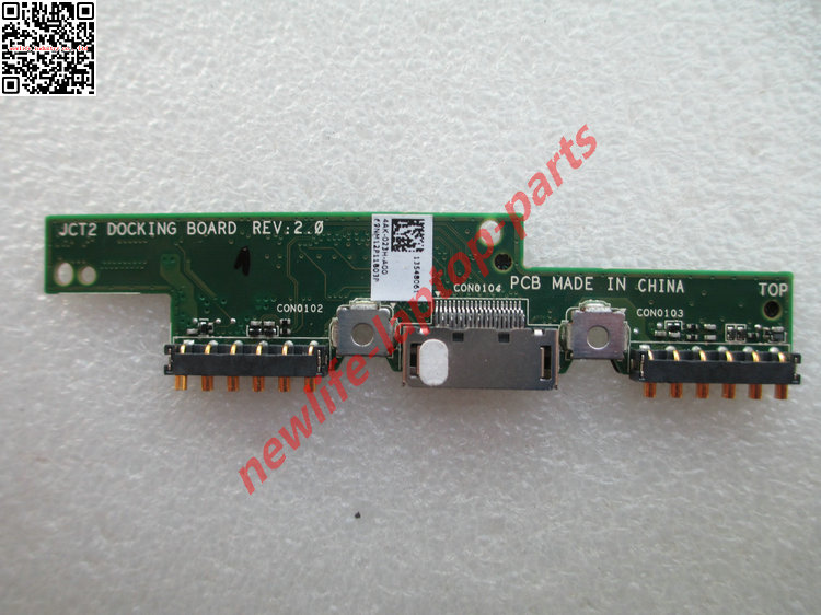 Original 7140 Battery Charger DOCKING Board Cable JCT2 DOCKING BOARD REV 2.0 Test Good Free Shipping