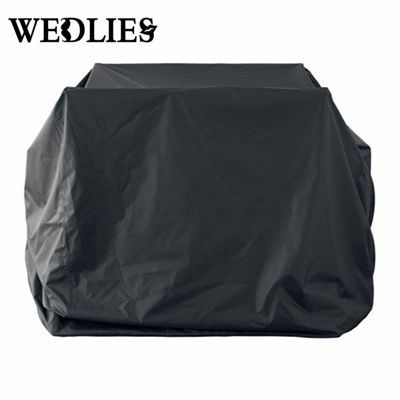 garden outdoor furniture cover sofa chair patio polyester pvc coated patio table desk waterproof black
