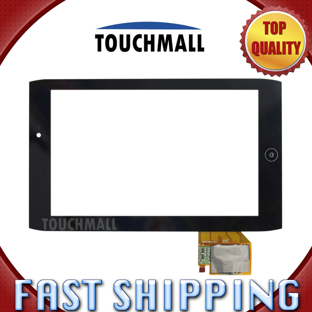 For Acer Iconia Tab A100 A101 Replacement Touch Screen Digitizer Glass 7-inch Black For Tablet new 7 inch touch screen digitizer for for acer iconia tab a100 tablet pc free shipping