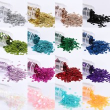 3000pcs(10g) 3mm Sequin PVC Flat Round Loose Sequins Paillettes Sewing Wedding Craft, Dress Caps Shoes DIY Handmade Accessories