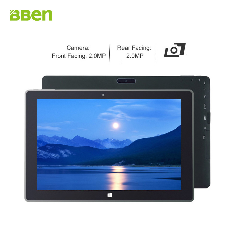 Bben Z10 tablets Windows 10 Android Dual OS Intel Cherry Trail Z8350 Quad Core 4GB RAM