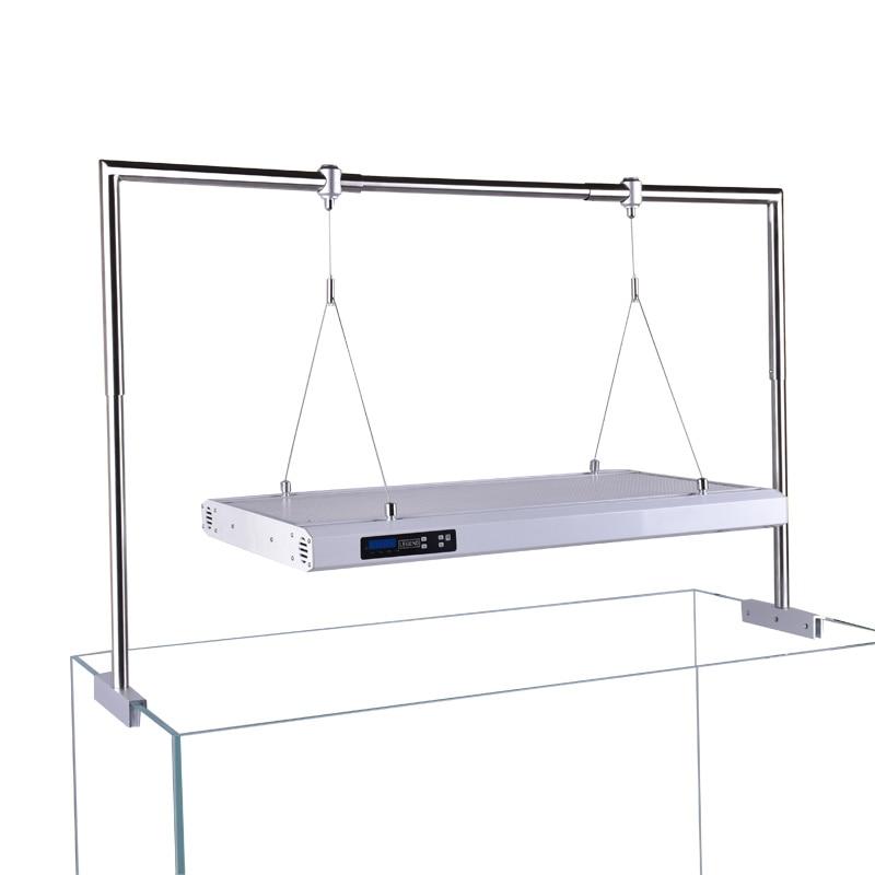 Stainless steel fish tank hanger aquarium fish tank fixed light stand bracket