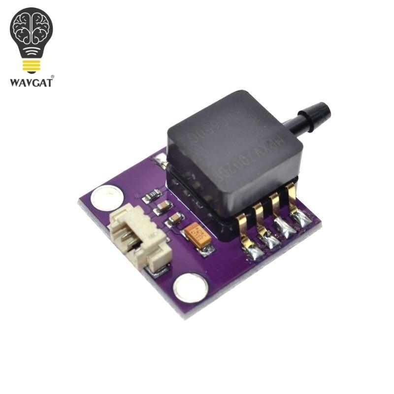 WAVGAT MPXV7002DP APM2.5 APM2.52 Breakout Board Transdutor Do Sensor de Velocidade do sensor de Pressão Diferencial Controlador de Vôo