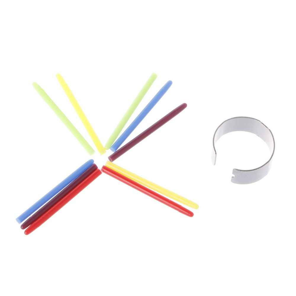 10 قطعة الرسم لوح للرسم القياسية قلم أسود Nibs استبدال القلم ل Wacom الخيزران أنتووس Cintiq لوح للرسم القلم