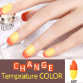Color Range 1 of 53 colors Temperature Change Color nail gel polish UV Gel Nail Polish Long Lasting Soak Off Gel Nail Varnish