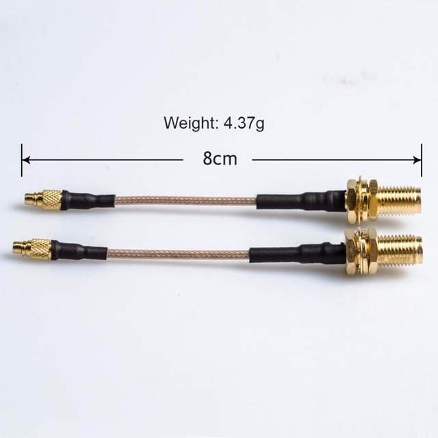 MMCX to SMA Female Adapter