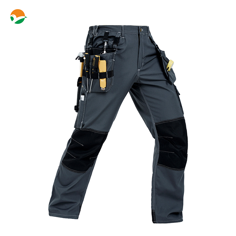 High quality men's wear-resistance multi-pockets cargo workwear trousers work pant 4colors for option with free shipping high quality wholesale 100m lot 2 3mm el wire with 10 colors for option free shipping