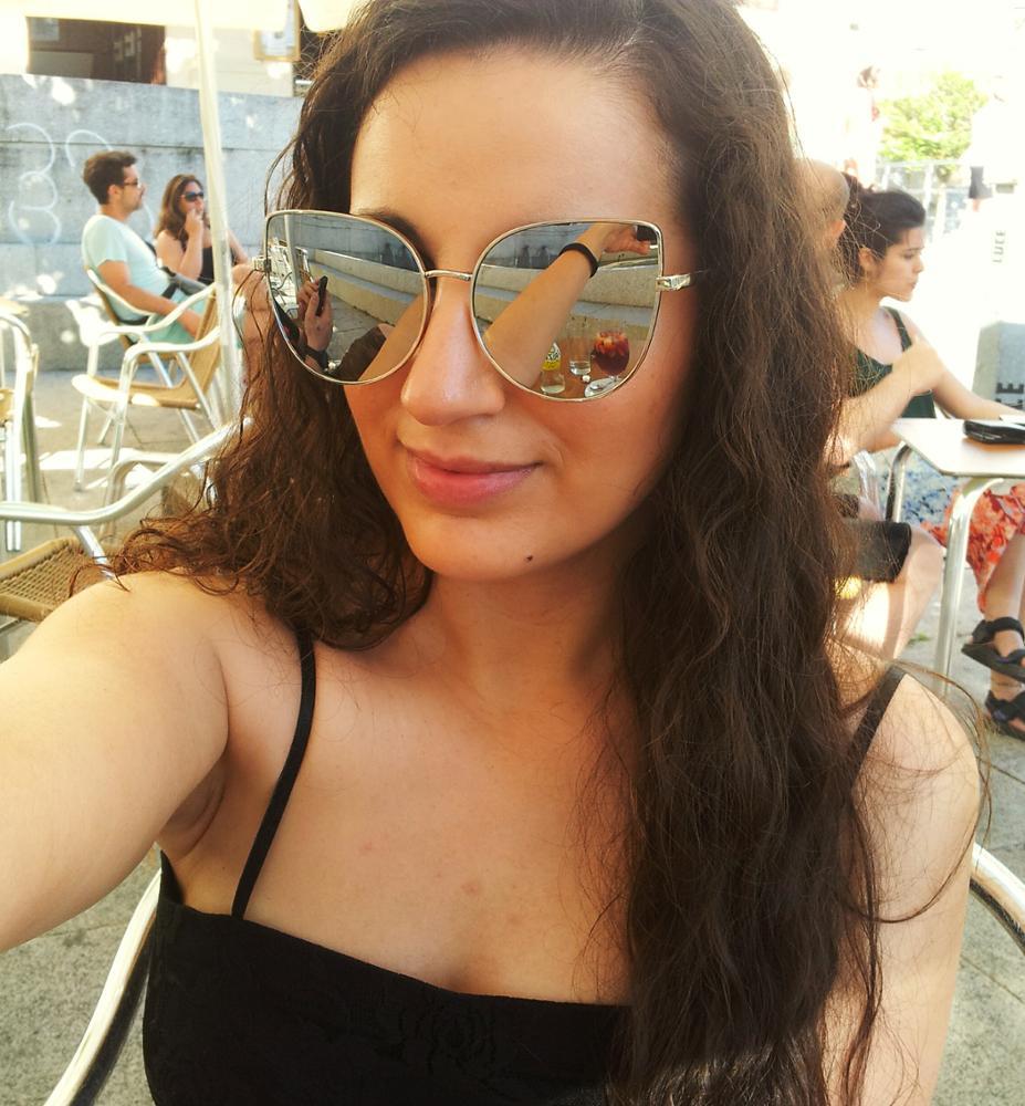 Hot 2017 Fashion Sunglass Luxury Ladies Butterfly Designer Brand Sunglasses Women Alloy Sun Glasses Oculos De Sol Feminino 058 2