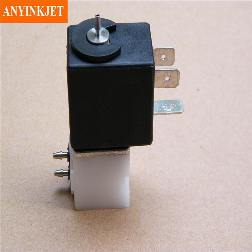 купить for Linx printer solenoid valve 3way LB74125 по цене 3722.47 рублей