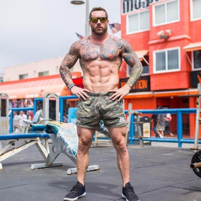 Men Golds Gym Shorts Mens short pants (6)