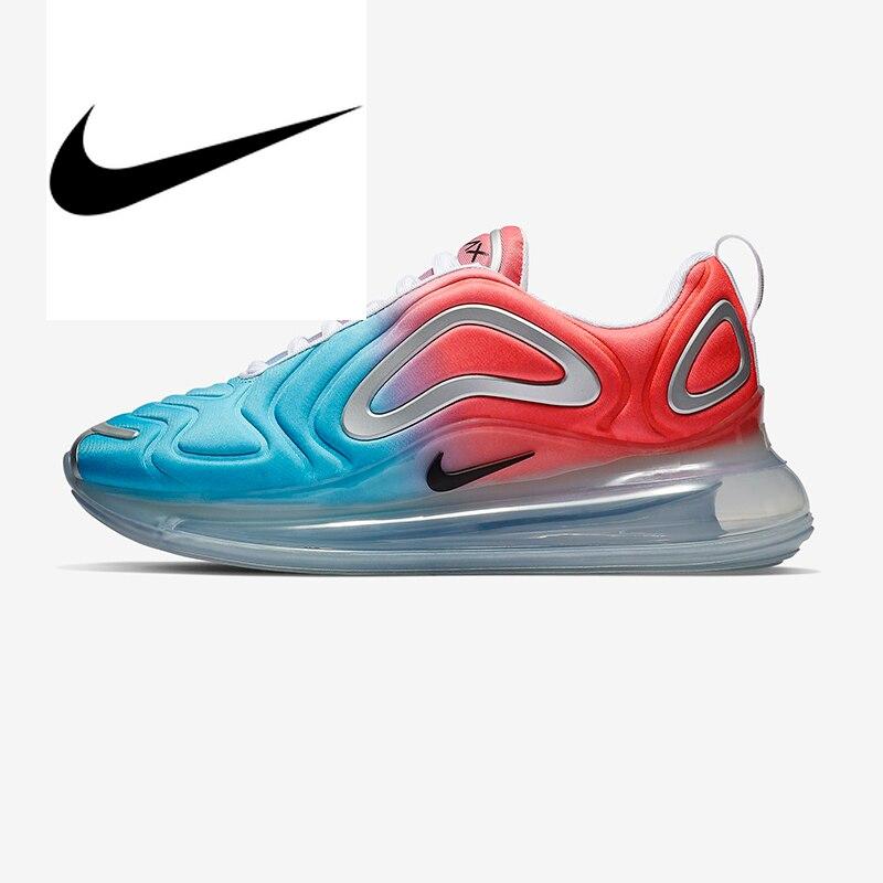 Nike Air Max 720 chaussures de course femmes respirant sport athlétique baskets nouveauté AR9293-600