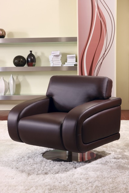 European Furniture Factory Direct First Layer Of Leather Sofa Luxury
