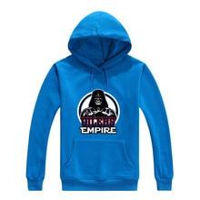 2017 Oilers Empire Star Wars Darth Vader Men Sweashirt Women warm hoodies 0105-14