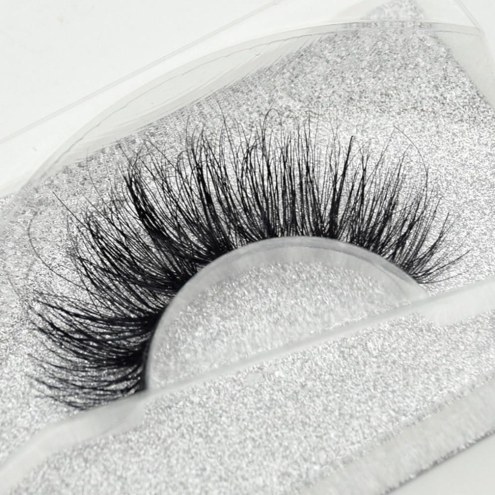 Image 5 - Visofree eyelashes 3D mink eyelashes long lasting mink lashes natural dramatic volume eyelashes extension false eyelashes D08-in False Eyelashes from Beauty & Health