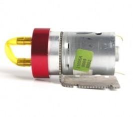 Image 1 - تصميم جديد diy المعادن والعتاد مضخة كهربائية ل نظام rc الدخان (كامل معدن)