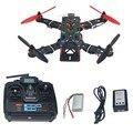 JMT F11858-M Montado Kit Completo 250mm RFT Q250 PRO Fibra De Carbono RC Drone Quadcopter Multirotor com Bateria do Transmissor